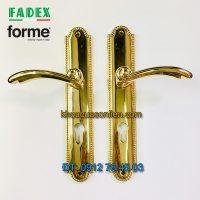 Nơi bán Khóa cửa tay gạt cổ điển Roma 458 của Forme (FADEX) mạ vàng PVD tại Hà Nội