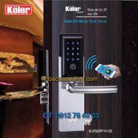 Báo giá khoá cửa điện tử smart lock 4 in 1 Koler KL9792APP-H1-SS - khóa cửa thông minh