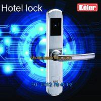 Báo giá khoá cửa từ khách sạn Koler KL200-H1-SS