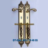 Báo giá nơi bán mẫu Khóa đồng đại sảnh tân cổ điển cho cửa gỗ K-003-DS giá rẻ tại Hà Nội