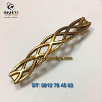 Báo giá mẫu Tay nắm tủ dây đan Giusti WMN746.128.00A8 128mm nhâp khẩu Italy giá rẻ tại Hồ Chí Minh