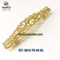 Nơi bán Tay nắm tủ cổ điển mạ vàng 24K WMN707.096.00GP 96mm Giusti Italy giá rẻ tại Hà Nội