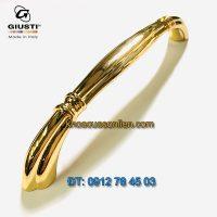 Nơi bán Tay nắm tủ tân cổ điển mạ vàng WMN654.160.00GP 160mm của Giusti nhập khẩu chính hãng Italy tại Hà Nội