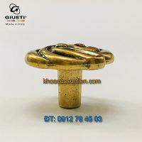 Nơi bán Núm tủ gỗ tân cổ điển đẹp WPO830.000.00A8 36mm của Giusti nhập khẩu chính hãng Italy tại Hà Nội