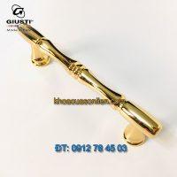 Nơi bán mẫu Tay trúc mạ vàng 24K WMN766.128.00GP 128mm của Giusti nhập khẩu Italy giá rẻ tại Hà Nội